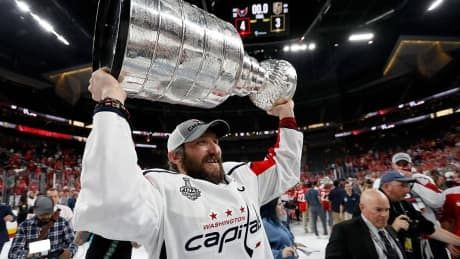 Watch Washington honour Stanley Cup-champion Capitals with parade