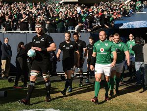 Autumn Internationals Ireland v New Zealand preview