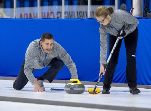 Canadian rinks close in on championship berths at Curling World Cup