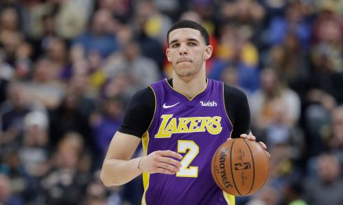 Lonzo Ball shows off new 'Born 2 Ball' tattoo