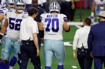 Cowboys OG Zack Martin's concussion - when can we expect him back? | Dr. Matt Provencher