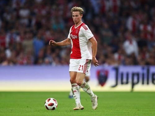 Frenkie de Jong, the NxGn whizkid continuing Ajax's youthful tradition