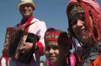The Land of the Tatars | National Geographic in Russia