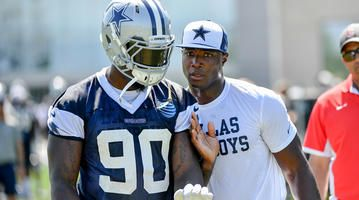 Notes: D-Ware Teaching; LT Depth; Jarwin's Potential; Injuries; More