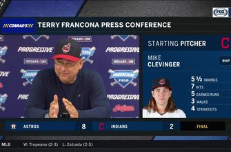 Terry Francona believes help will emerge from the Tribe bullpen