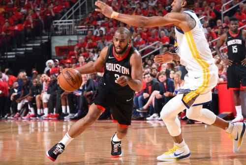 Rockets issue huge response to Warriors
