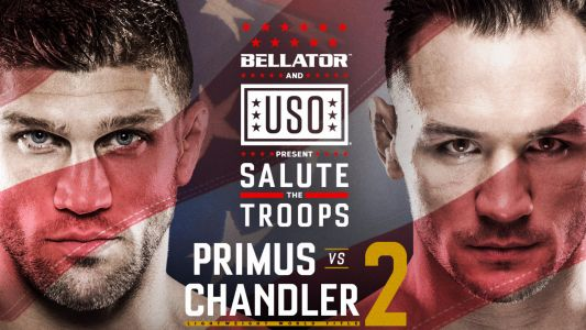 When is Bellator 212? Date, time, price, how to watch Primus vs. Chandler 2