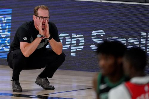 Chris Finch, Jama Mahlalela join Nick Nurse's Toronto Raptors staff as assistants