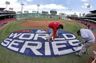 The Latest: Cora says David Price will start Game 2 Red Sox