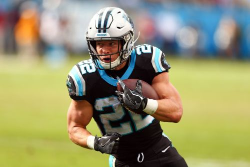 'Be like water': Panthers RB Christian McCaffrey's peaceful flow is key to breakout season