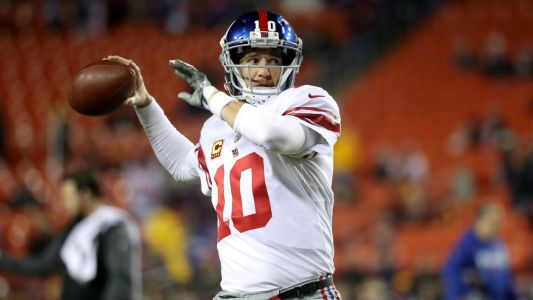 Giants expected to bring back QB Eli Manning back next season, report says