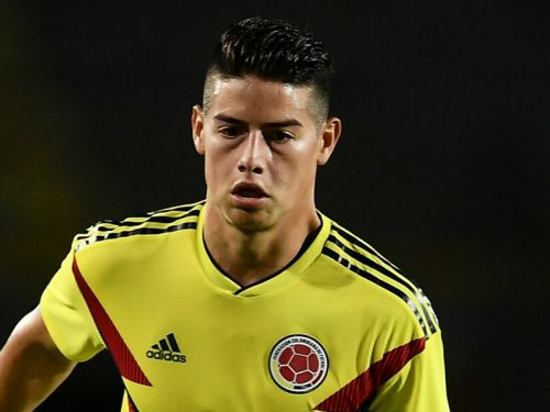 LIVE: Colombia vs Japan