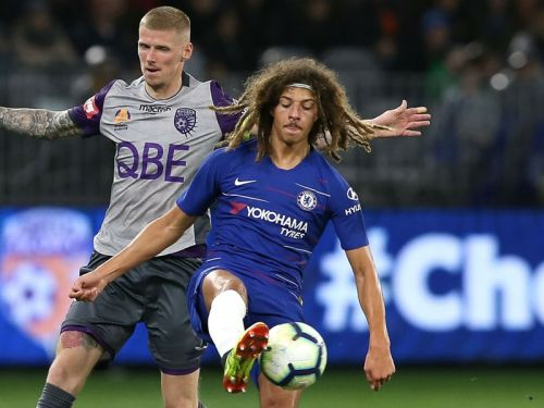 Ethan Ampadu: Chelsea youngster signs new five-year contract