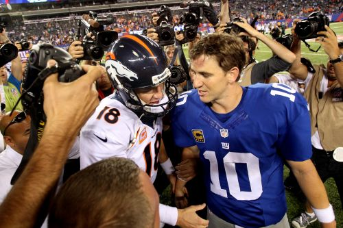 4th & Monday: You haven't heard the last of the Manning QB family