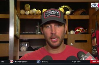Wainwright on his recent success: 'I've been feeling great'