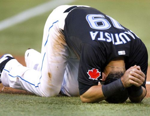 If all goes well, Bautista could return to Jays lineup by Sunday or Tuesday