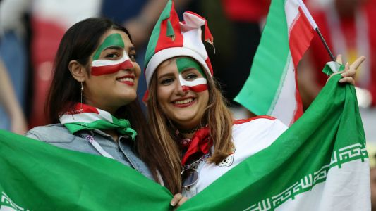 World Cup 2018: Iran fans are the real winners as women get glimpse of the future