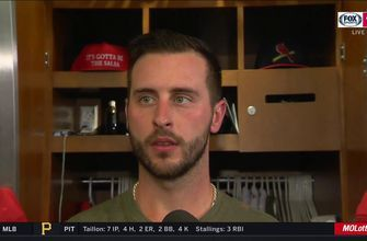 DeJong on Dodgers, trailing Cards in wild card: 'These guys are hungry for that spot'