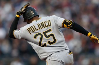 Gregory Polanco goes 2-for-4 with homer, three RBI in Pirates' 10-2 rout vs. Giants