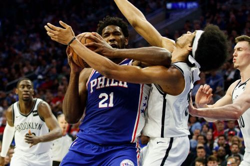 Apologetic Joel Embiid dealt massive blow for 76ers-Nets Game 3