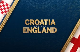 Full Match Replay: Croatia vs. England