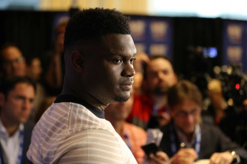 Zion Williamson on NBA future, comparisons to LeBron: 'I'm just trying to be first Zion'