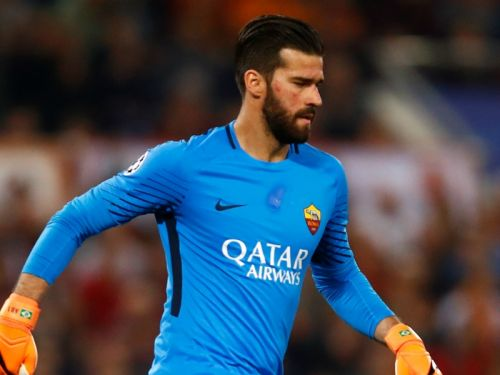 Alisson to Real Madrid? I was joking, says Roma chief Pallotta
