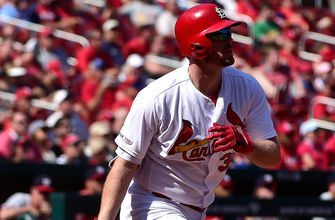 Cardinals re-sign Matt Wieters on one-year deal