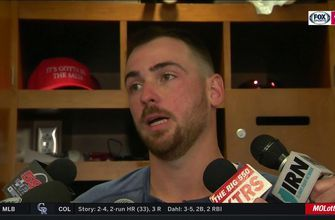 Gomber after loss to Dodgers: 'I was prepared and it just didn't work out'