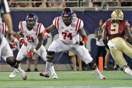 Ole Miss Rebels OL Greg Little to enter 2019 NFL Draft