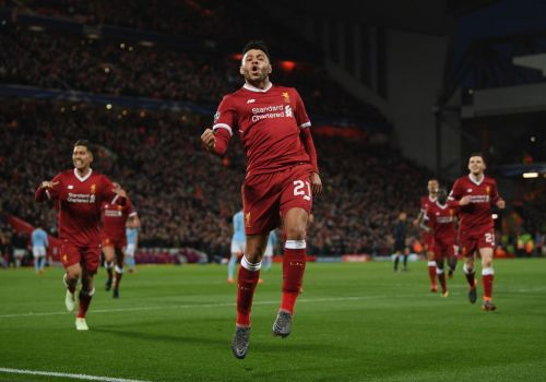 Oxlade-Chamberlain details recovery from torn ACL