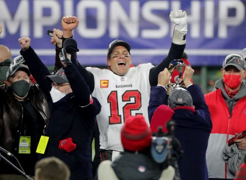 Tom Brady 'appreciative' and humbled by Tampa's Super Bowl run