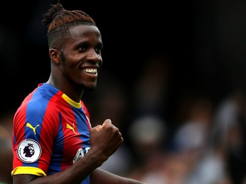 Wilfried Zaha is Crystal Palace's all-time best, says former club record scorer Andy Johnson