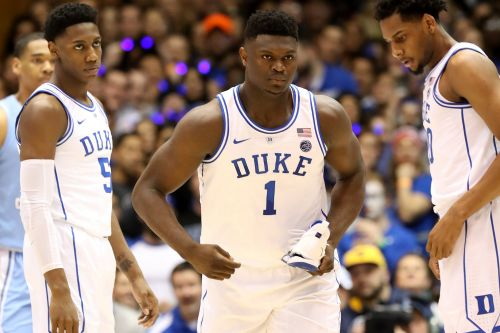 Nike wasn't only sneaker giant with Zion Williamson regrets
