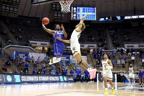 NCAA Tournament Cinderella? Drake storms back to oust Wichita State in First Four play-in duel