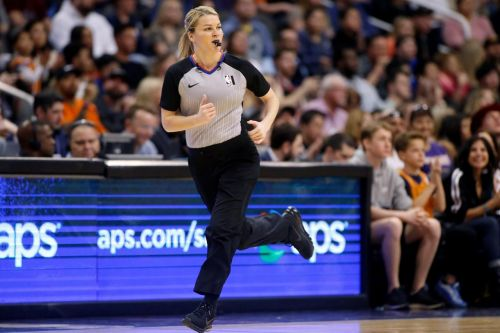 Sago, Schroeder to be part of NBA's first two-woman ref crew