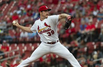 Mikolas, Carpenter lead Cardinals to win over Marlins