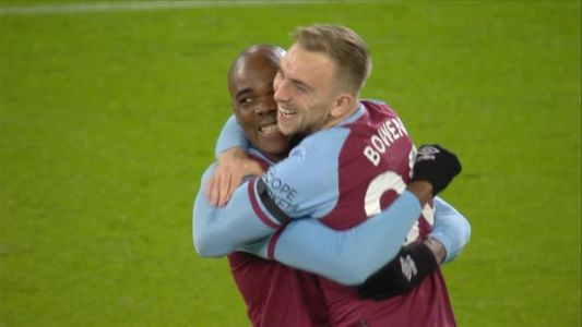 Ogbonna gets West Ham off to flier v. Aston Villa
