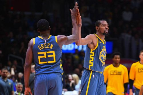 Draymond Green: 'Thank God I Got Suspended'