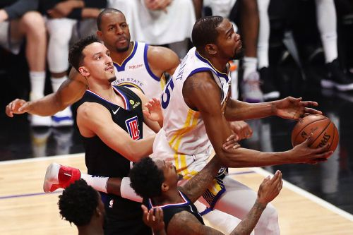 Warriors are in full control now despite better Clippers' effort