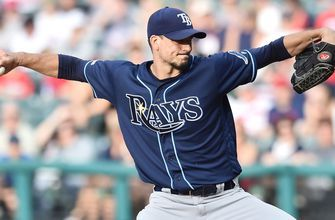 Charlie Morton K's 10, Rays hit 3 homers off Carlos Carrasco in 6-2 win over Cleveland
