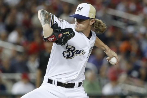 Josh Hader 'deeply sorry' after hate-filled tweets are uncovered during All-Star game