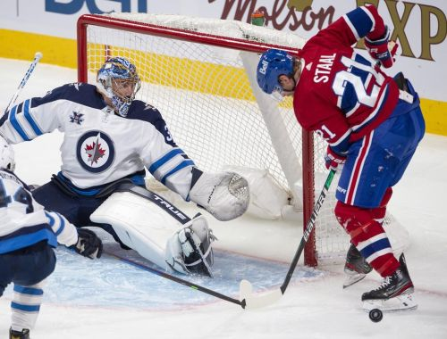 Morrissey, Lewis, Ehlers and Copp score as Winnipeg Jets edge Montreal Canadiens 4-2