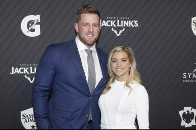J.J. Watt donates $10K to help fallen firefighter's family