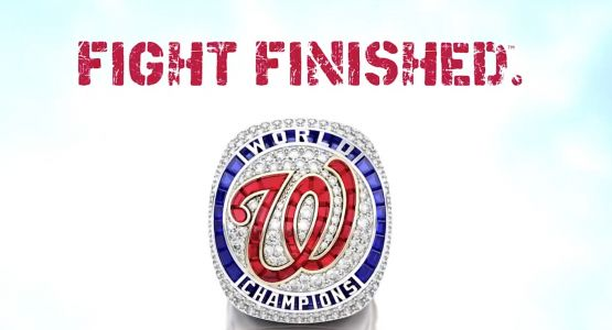 Nationals' World Series ring features some bizarre math and a baby shark