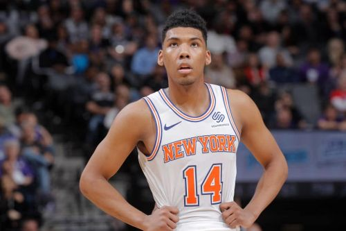 Knicks Pick Up Team Option On Allonzo Trier