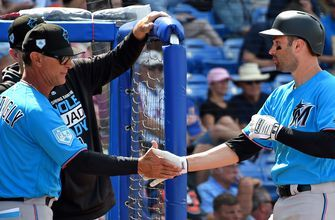 Neil Walker hits 3rd homer of spring in Marlins' 5-5 tie with Nationals