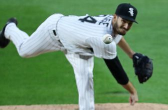 White Sox combine for four-hit shutout of Indians, snap two-game skid