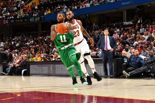 LeBron James: Kyrie Irving Trade 'Beginning of the End' in Cleveland