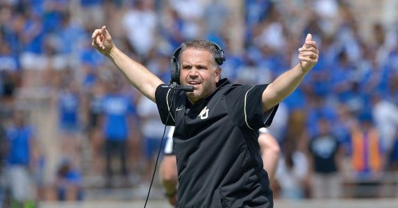 Coach Matt Rhule's Big 12 Media Day Press Conference